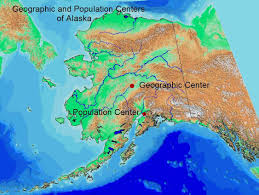 Alaska On A Map by Geography Alaska History And Cultural Studies