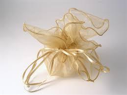gold organza bags organza drawstring basticha pouch beau