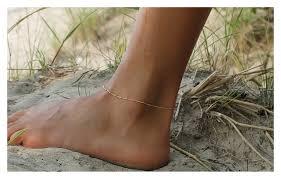 gold ankle bracelet chains images Gold anklet bracelet anklet bracelet gold anklet bracelet jpg