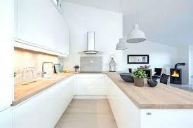 cuisines blanches et bois cuisine blanc et gris cuisine blanche et gris taupe pour look rbt
