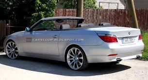 a 5 series convertible nowadays anything s possible with bmw
