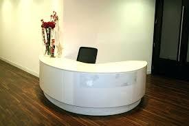 modern reception desk for sale small reception desk medium size of office reception desk modern