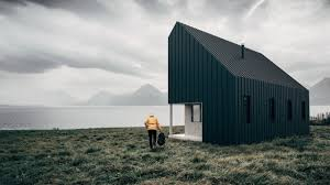 Tiny House Furniture Ikea by Flat Packed Cabin Concept Allows Tiny Houses To Be Assembled Like