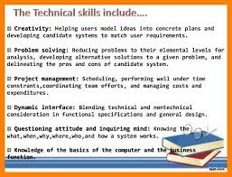 business systems analyst job description sample 10 systems system
