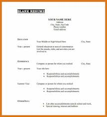 resume format for freshers free download pdf new resume format free download resume templates word free