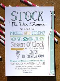 Invitation Card For Housewarming 50 Stock The Bar Shower Or Party Invitations 87 50 Via Etsy