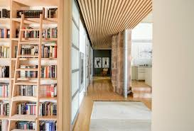 run your own library from this 5m bookshelf lined central park