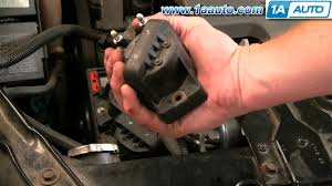 how to install replace ignition coil gm 3800 3 8l grand prix monte