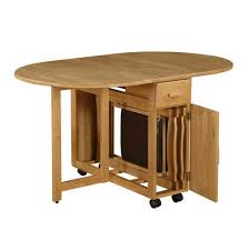 Kitchen Tables Folding Leafs Nice Small Folding Kitchen Table - Collapsible kitchen table