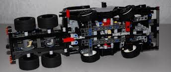 Entry4 by Triple Swing Wing Trailer And Tractor Lego Technic Mindstorms
