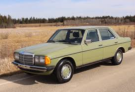 mercedes auction no reserve 1982 mercedes 300d 5 speed for sale on bat