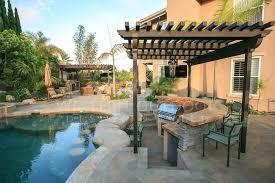 outdoor barbeque designs stone veneer bbq islands outdoor kitchens gallery western outdoor
