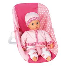 siège auto pour poupée bebe king jouet accessoires de
