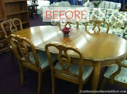 Room Store Dining Room Sets 9 Dining Room Table Makeovers We Can U0027t Stop Looking At Hometalk