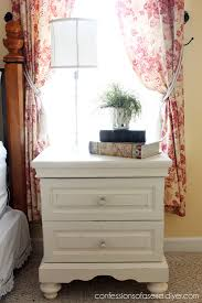 Bedroom Furniture Makeover - the rest of the oak bedroom set confessions of a serial do it