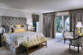 Gray And Yellow Curtains Grey And Yellow Curtains Bedroom Bedsiana For Gray Bedrooms On