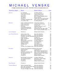 free child acting resume sample ms word download tem saneme