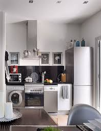 10 compact kitchen designs for very small spaces digsdigs studio apartment appliances best home design ideas sondos me