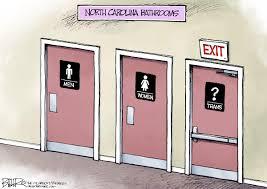Nate Beeler Cartoons Beeler Cartoon North Carolina Bathrooms