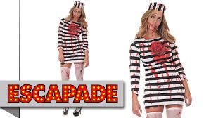 zombie convict halloween costume halloween fancy dress costume