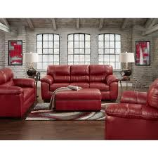 Red Sofa In Living Room by Red Living Room Sets U0026 Collections Sears