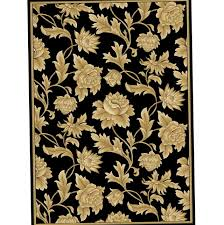 Black And Gold Bathroom Rugs Black And Gold Rug Direct Divide