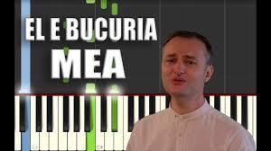 si e piano alin si emima timofte el e bucuria mea piano tutorial by
