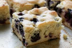 blueberry snack cake traditional and gluten free recipes