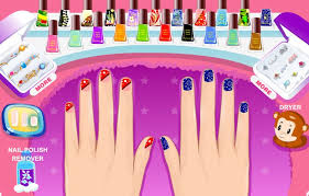Nail Art Designs Games Nails Art Games Of Barbie Nails Gallery