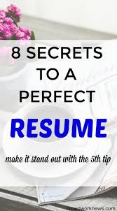Headline On A Resume Best 25 Create A Resume Ideas On Pinterest Create A Cv Make A