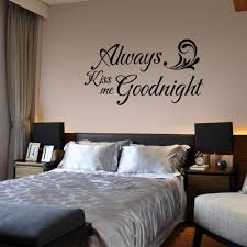 couple bedroom decor ideas also online whole room from pictures couple bedroom decor ideas also online whole room from pictures always kiss me goodnight love quote romantic vinyl saying font