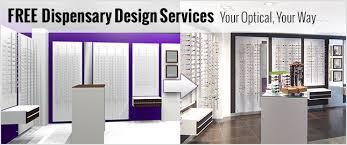 Optic Interiors Free Optical Dispensary Design Optical Shop Design Optical