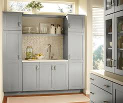 shaker style cabinets lowes cabinetry in juniper berry for the home pinterest