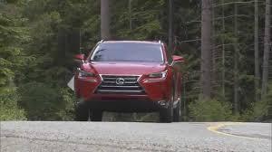lexus nx200 vs audi q3 motorweek road test 2015 lexus nx youtube
