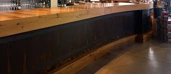 reclaimed wood restaurant table tops wood tops for restaurants and bars elmwood reclaimed timber