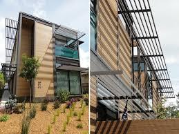 Multi Family Home Designs Livinghomes Completes 3 Unit Ray Kappe Designed Multi Family