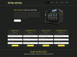 10 free hosting html website templates templatemag