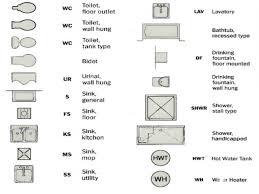 interior design floor plan symbols brokeasshome com