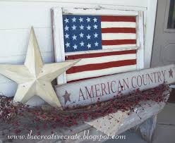 How To Paint American Flag Painted Flag Window Tutorial U Create