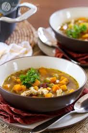 Thanksgiving Soups Turkey Stuffing Soup U2013 Thanksgiving In A Bowl Recipe Turkey