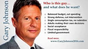 Gary Johnson Memes - please submit and upvote information about gary johnson like crazy