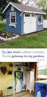 25 gorgeous she sheds gardens this weekend and backyards