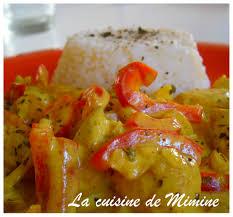 cuisiner avec du lait de coco poulet au curry et lait de coco la cuisine de mimine