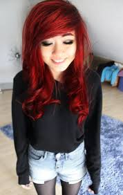 188 best for punk red hair images on pinterest hairstyles red