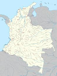 Colombian Map List Of Rivers Of Colombia Wikiwand