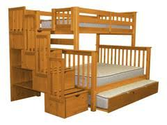 bunk beds twin over full free shipping bunk bed king