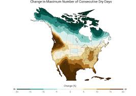 Future Temperature And Precipitation Change In Colorado Noaa Future Climate National Climate Assessment