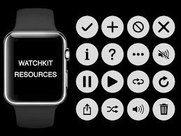 menu design resources apple watch menu ui kit sketch freebie download free resource for