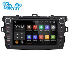 online buy wholesale toyota corolla navigation system from china