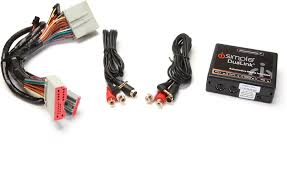 How Much To Install An Aux Port In Car Auxiliary Input Car Stereo At Crutchfield Com